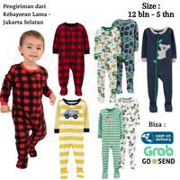 CARTERS Sleepsuit Bayi Laki Laki Perempuan 1 - Carter Baju Tidur Anak