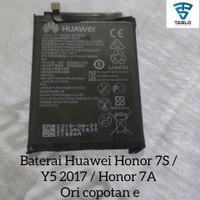 baterai Huawei Honor 7S / Y5 2017 / Honor 7A HB405979ECW Ori copotan