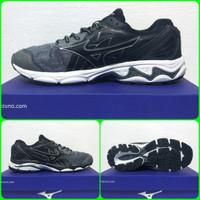 Sepatu Voli Sepatu Badminton Mizuno Inspire 14 Premium - Hitam, 40