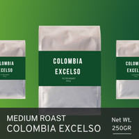 Colombia Excelso Biji Kopi Roasted Beans