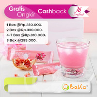 Byoote Collagen Whitening Anti Acne Mix Berry