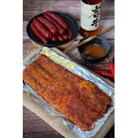 Saucu Babi Panggang Bapang Asli Bangka Roasted Pork (500 Gram)