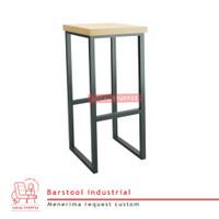 kursi barstool murah/ bangku kafe tinggi /bangku kopi bar/kursi tinggi
