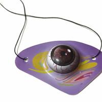 Mainan pirate penutup mata dari plastik aneka motif