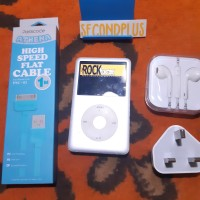 Apple iPod Classic 6th Gen 128GB SSD Upgrade