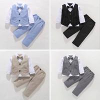Tuxedo Anak Baju Kondangan Anak Lelaki Aiden Set