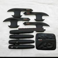 paket Outer + handle dan tank cover mobil Suzuki XL 7 hitam doff