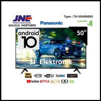 LED TV Panasonic 50 Inch TH-50HX600G / 50HX600G UHD TV Android 10.0