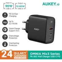 Charger Aukey PA-B6S Omnia Mix 3 Series USB-C PD - 500823