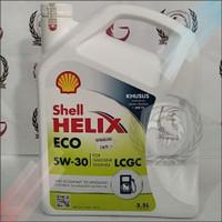 Oli SHELL HELIX ECO 5W-30 3.5L 11619bk