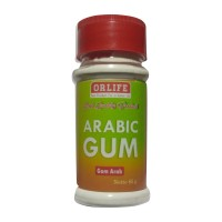 Arabic Gum / Gum Arabic / Gom Arab 85 Gram Orlife