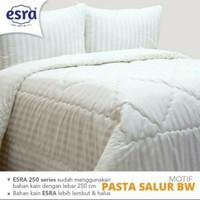 Bedcover set sprei HOTEL Motif Pasta Salur uk 160x200-180x200-200x200