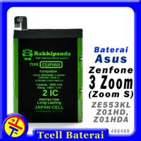 Baterai Asus Zenfone 3 Zoom ZE553KL Zoom S Z01HD Z01HDA C11P1612