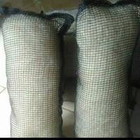 jaring bekas nelayan filter kolam aquascap 500gr