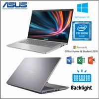 ASUS VIVOBOOK A416MA N4020 RAM8GB HDD1TB INTEL UHD GRAPHIC WINDOWS + O