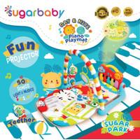 PIANO PLAYMAT SUGAR BABY - DAY & NIGHT - Sugar Park