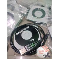Kabel Program Ht Baofeng BF-T1 BfT1 BFT1 plus CD Software Kabel Data