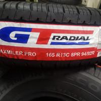Ban Mobil Carry Pick up ukuran 165/R13C GT Radial Maximiller Pro