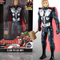 Mainan Action Figure Avengers. hulk / ironman / captain america / thor - THOR