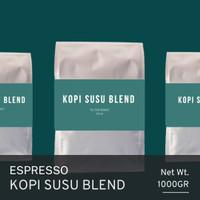 Kopi Susu Blend Arabica 20% Robusta 80% Roasted Coffee Beans Biji