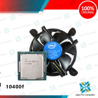 Processor Intel Core I5 10400F Tray Comet Lake Socket LGA 1200 + Fan - PROCESSOR