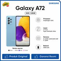 Samsung Galaxy A72 Smartphone (8/128GB)