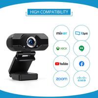 F9 HD 720P Webcam Autofocus Web Camera Cam For PC Laptop Desktop - VARIAN 720P X87