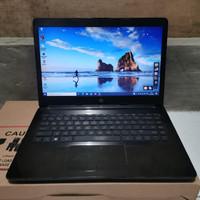 Laptop Bekas Murah HP 14-ck0012TU Celeron RAM 4GB HDD 500GB