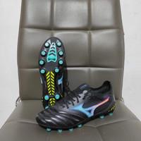 Sepatu Bola Mizuno Morelia Neo 3 BETA Black Multicolour FG - Soccer