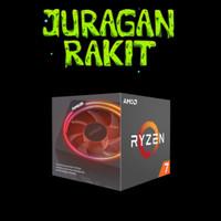 Processor AMD Ryzen 7 Pinnacle Ridge 2700X 4,3Ghz AM4