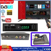 (Jakarta)Set Top Box Dvb-T2 Skybox Tv Receiver Digital Antena Hdmi