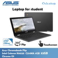Asus Chromebook Flip Intel Celeron N4020 C214MA 4GB 32GB Chrome OS - 32 gb