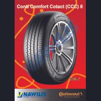 205/55 R16 CC6 Promo Ban Continental