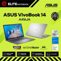 ASUS VIVOBOOK A416JA I3-1005G1 4GB 256GB 14 FHD W10 KB BACKLIT OHS