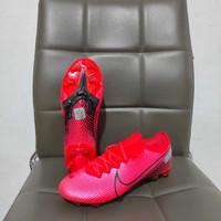 Sepatu Bola Nike Mercurial Vapor13 Elite Laser Crimson Red FG soccer