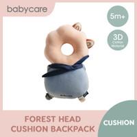 Babycare Forest Baby Head Cushion Backpack (Cloud Vista/Kangaroo)