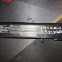 Baterai Laptop MSI MS-16J9 GL62M-7RDX Battery Bekas Original