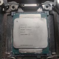 Intel i7 5930k 6 core 12 thread & msi x99s gaming 7