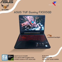 ASUS TUF GAMING FX505GD Intel Core i7 - 8750H RAM 8G HDD 1TB