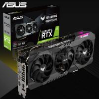 ASUS GeForce TUF RTX 3070 Ti GAMING OC 8GB GDDR6X VGA RTX3070TI DDR6X