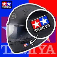 EMBLEM STIKER RESIN TIMBUL LENTUR TAMIYA