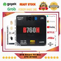 STB TV Box Smart Android 4 ZTE B760H B760 1GB Root Unlock Aplikasi