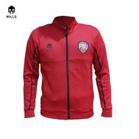 MILLS PSG PATI FC Track Suit Jacket 8015PSG - RED, S