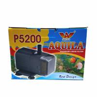 AQUILA P5200 Pompa Aquarium Kolam PREMIUM QUALITY