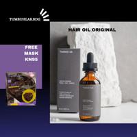 tumbuh lab hair oil