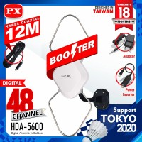 antena tv digital PX HDA-5600 antena luar dalam smart antena