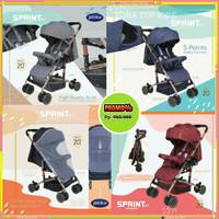 stoller bayi / dorongan bayi / pliko original / stoller bayi terbaru