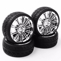 R016 RC On Road tires, ban RC velg 1:10