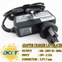 Adaptor Charger Laptop Acer Aspire One V5-131, V5-132, V5-132P, V5-171