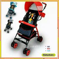 stoller baby does / dorongan bayi / sepeda dorongan baby / stoller ORI